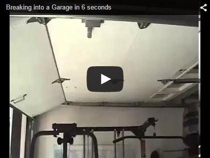 Crown Harbor Hoa Garage Door Safety